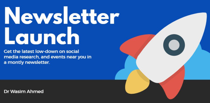 Newsletter Launch