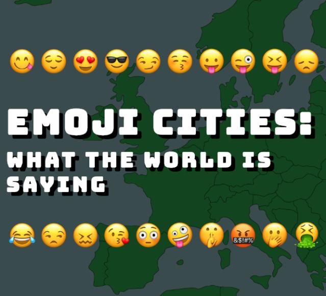 EMOJI CITIES